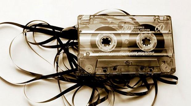 Fita: segundo perito, áudio tem edições  (Foto: Reprodução)