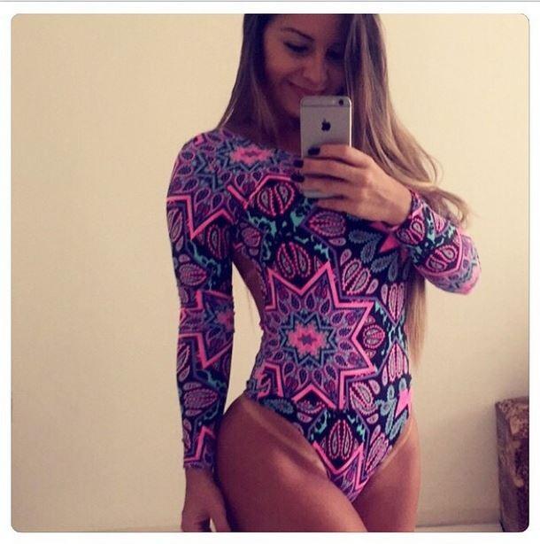 Aricia Silva  (Foto: Reprodução/Instagram)