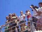 Maysa Reis encerra carnaval com 'arrastão' de Ivete Sangalo na Bahia
