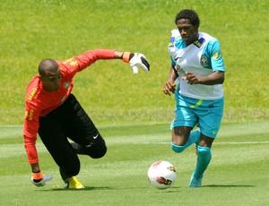 Fred, seleção sub-20 (Foto: André Durão / Globoesporte.com)