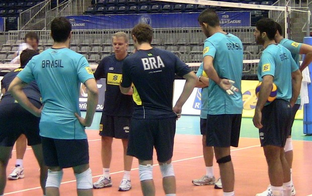 v&#244;lei Brasil sele&#231;&#227;o Toronto (Foto: Divulga&#231;&#227;o / CBV)