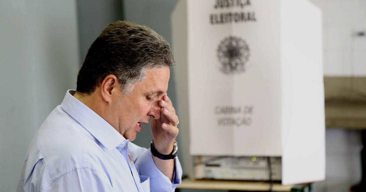 Garotinho fica em 3º lugar na disputa pelo governo do Rio - Globo.com