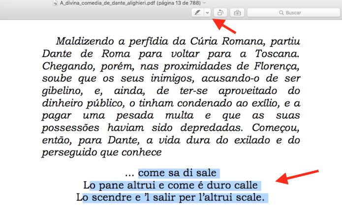 inserire foto in pdf mac