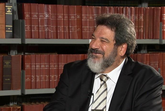 Filósofo deu dicas para começar o novo ano com pé direito (Foto: Reprodução / TV TEM)