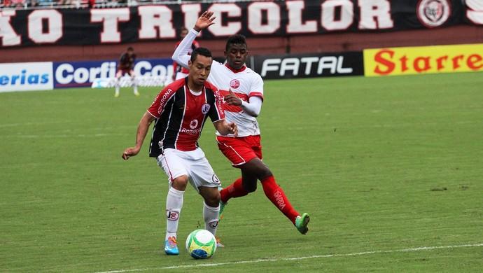 Joinville x Náutico
