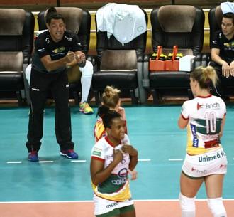 Vôlei Bauru x Rio do Sul, Superliga, Marcos Kwiek (Foto: Marina Beppu / Vôlei Bauru)