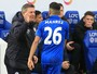 Dois jogos, duas vitórias: sem Ranieri, Leicester agora passa pelo Hull City