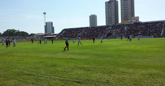 Primavera x Araguaína Copa São Paulo (Foto: Marcel Kassab)