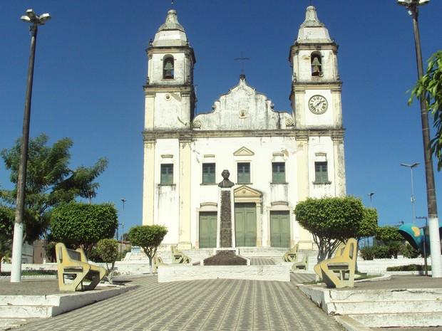 Igreja de Maruim é reconhecida  como Patrimônio Nacional  (Foto: Keizer Santos / Prefeitura de Maruim)