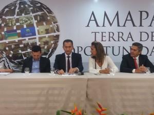 Waldez Góes Amapá (Foto: Abinoan Santiago/G1)