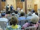 Conservatório de Itatiba recebe último show do ano da 'Noite da Seresta'