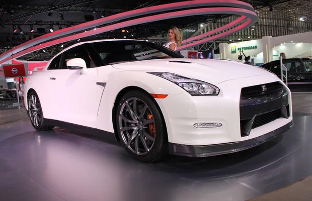 Nissan_GT-R (Foto: Autoesporte)