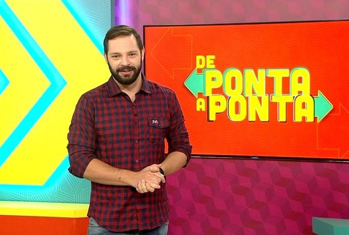 """O De Ponta a Ponta deste sábado vai falar sobre o tema """"Doação"""" (Foto: Reprodução / TV TEM)"""