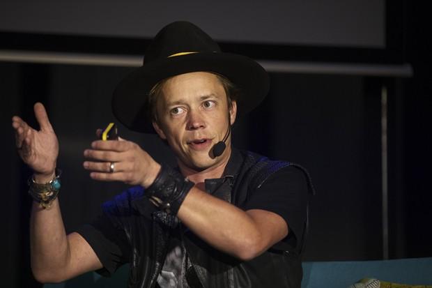 Brock Pierce (Foto: Nils Petter Nilsson/Ombrello/Getty Images)