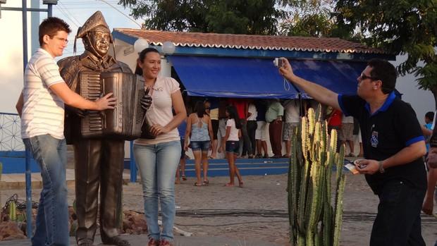 GALERIA | Veja imagens do centenário de Gonzagão (Luna Markman/G1)