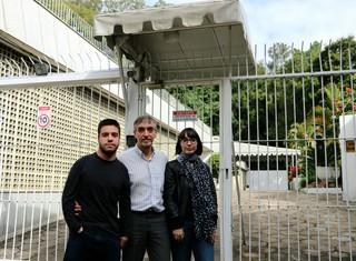 Família cadastro beira-rio copa do mundo (Foto: Paula Menezes/GloboEsporte.com)