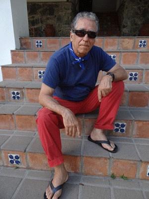 Neville de Almeida (Foto: Luna Markman/G1)