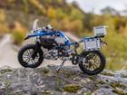 Moto BMW R 1200 GS ganha versão de Lego