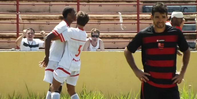 América-SP, Flamengo-SP, Série A3 (Foto: Marcos Lavezo)