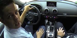 VÍDEO: G1 anda em 2 Audi que o público pode testar no Anhembi (Reprodução)