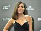 Anitta, Cauã Reymond e mais famosos marcam presença em premiação