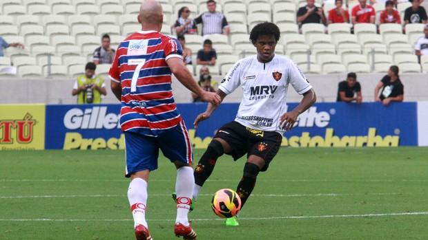 Fortaleza x Sport (Foto: LC Moreira / Futura Press)