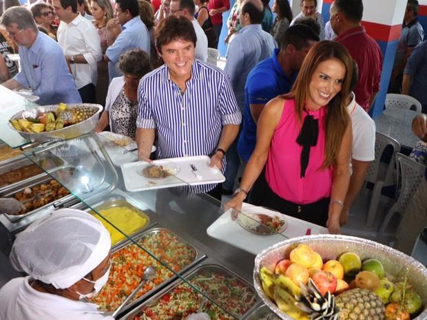 Restaurante oferecerá 400 refeições diárias, de segunda a sexta-feira, ao preço simbólico de R$ 1 (Foto: Demis Roussos)