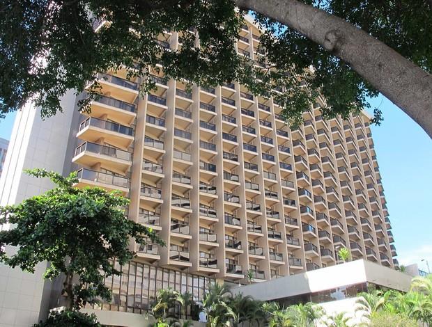 Hotel seleção japão ficará em Brasília (Foto: Janir Júnior)