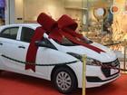 Shoppings apostam no sorteio de carros para premiar clientes no Natal