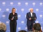 Presidente do Irã elogia fim de sanções: 'página de ouro na história'