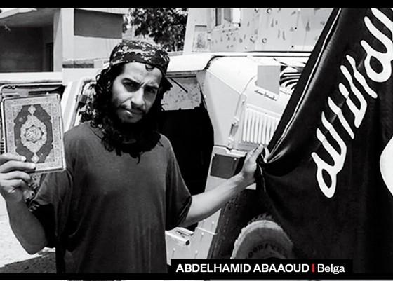 Abdelhamid Abaaoud | Belga (Foto: AP)