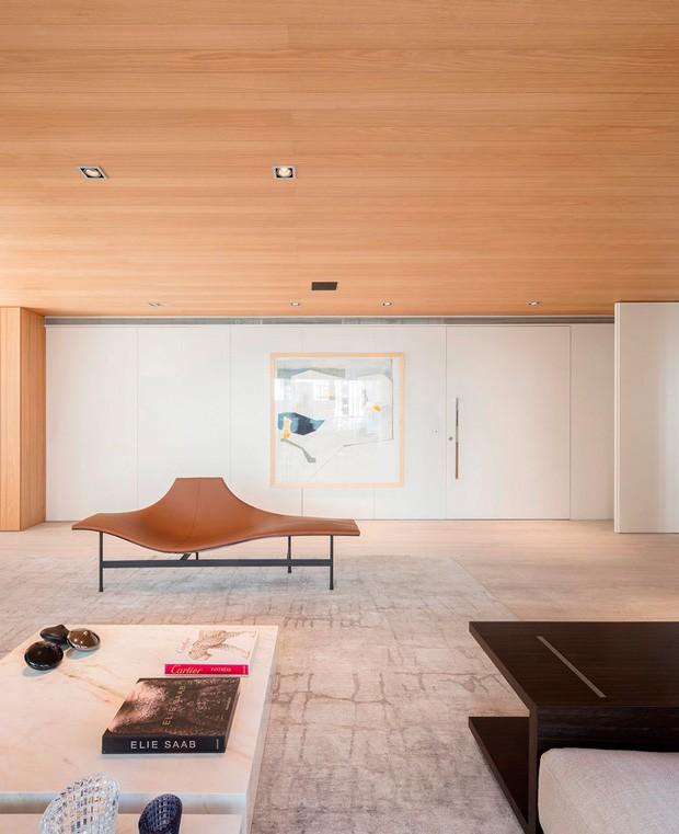 Projeto de design de interiores brasileiro, do escritório Fernanda Marques Arquitetos, premiado no iFDesign Awards (Foto: Divulgação)