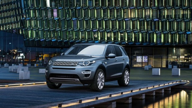 Landy Rover Discovery Sport 2015 (Foto: Divulgação)