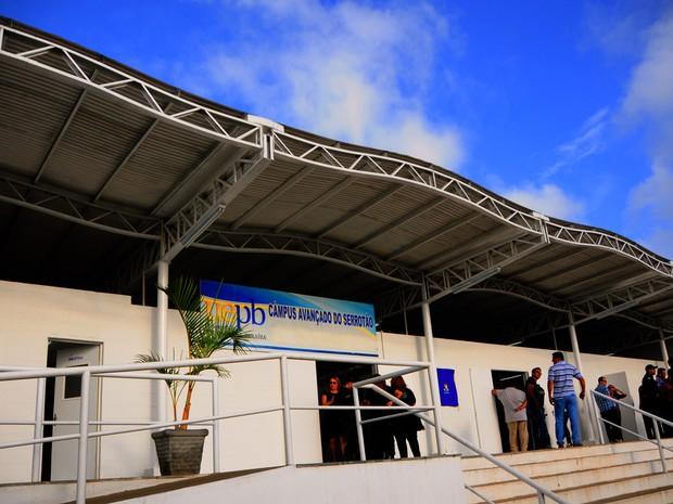Campus da UEPB no Serrotão atende mais de 100 detentos (Foto: Abraão Morais/UEPB)