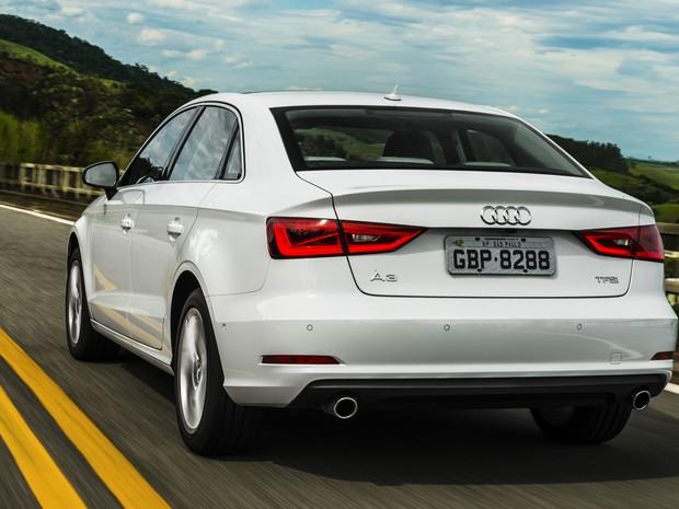 Audi A3 Sedan 2.0 Ambition (Foto: Divulgação)