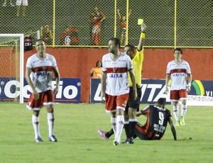 Josa, CRB (Foto: Júnior de Melo / Divulgação do CRB)
