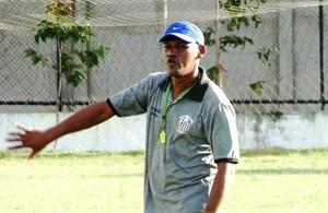 Série D, Santos-AP treina no Zerão para jogo diante do Rio Branco-AC (Foto: Reprodução/ Ascom Santos-AP)