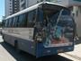 Acidente entre ônibus e micro-ônibus deixa feridos em Jaboatão, PE