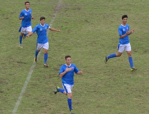 Ecus x Tanabi - Paulista sub-20 Segunda Divisão (Foto: Vitor Geron)