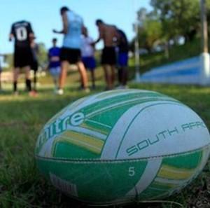 UFSJ Federal Rugby (Foto: Wanderson Nascimento/Arquivo Pessoal)