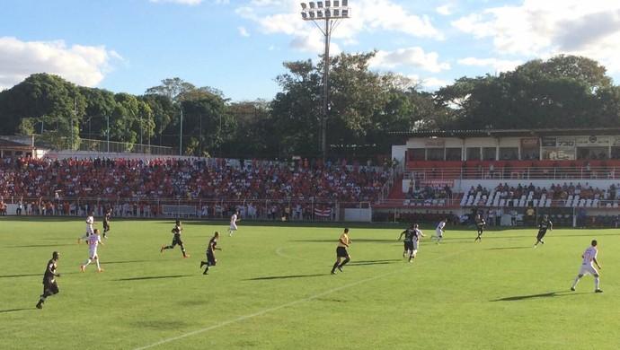 Vila Nova x América-RN (Foto: Fernando Vasconcelos/GloboEsporte.com)