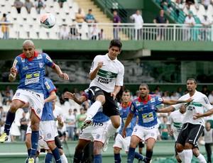 Leandro Almeida Coritiba Cianorte (Foto: Divulgação / Site oficial do Coritiba)