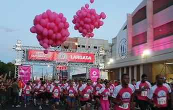 Inscrições para a 5ª Caminha e Corrida do Outubro Rosa foram prorrogadas