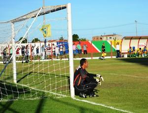 Rodrigues disse que a equipe correrá atrás do prejuízo (Foto: Felipe Martins/GLOBOESPORTE.COM)