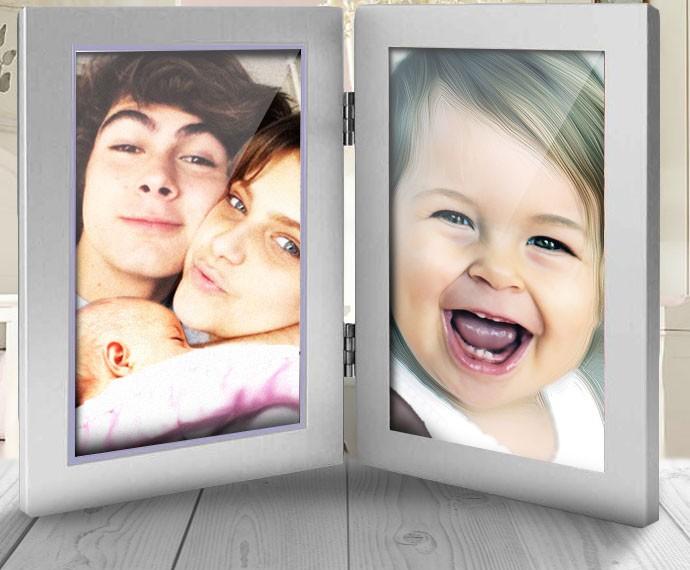 O neném de Pedro e Karina seria uma graça! (Foto: Cristiano Zoucas/Gshow)
