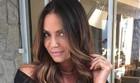 Luiza Brunet celebra volta  à TV na trama (Arquivo Pessoal)
