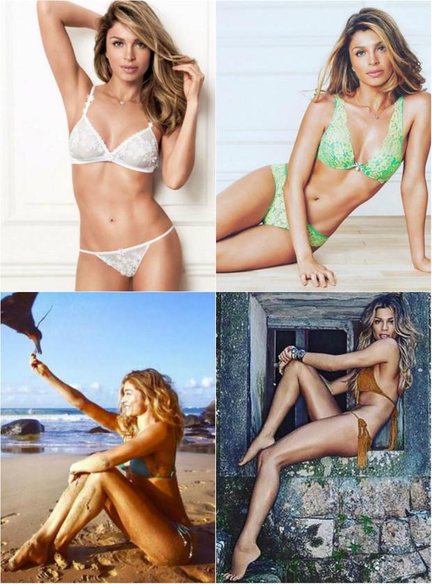 Grazi Massafera fala sobre corpo perfeito: Cultivo o feminino e acho que a gente tem que se valorizar do jeito que a gente é. Você tem que admirar o estilo de vida, a personalidade (Foto: Reprodução do Instagram)