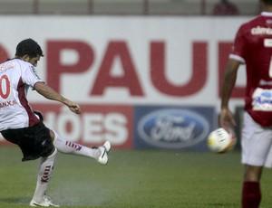 fernando gabriel ituano gol mogi mirm  (Foto: Divulgação)