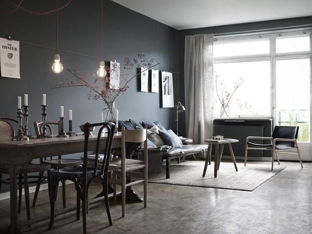 escandinavo-sala-de-jantar (Foto: Divulgação)
