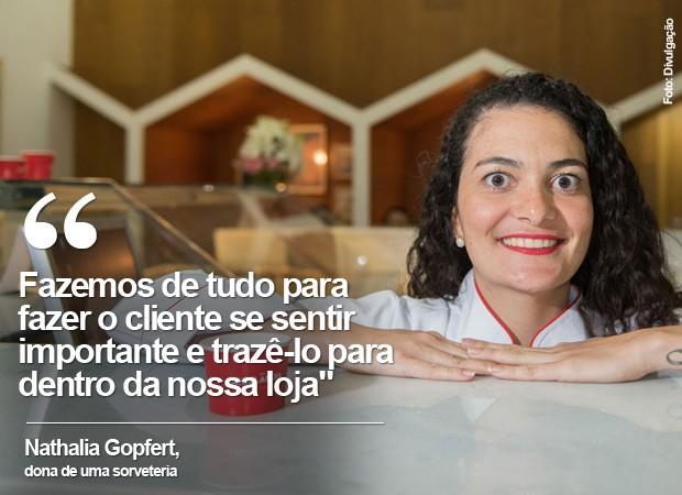 Nathalia Gopfert é dona da Groeländia  (Foto: Divulgação)
